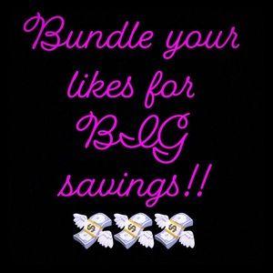 Big 'ole Beautiful Bundles